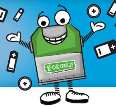 Zbiralna akcija starih baterij