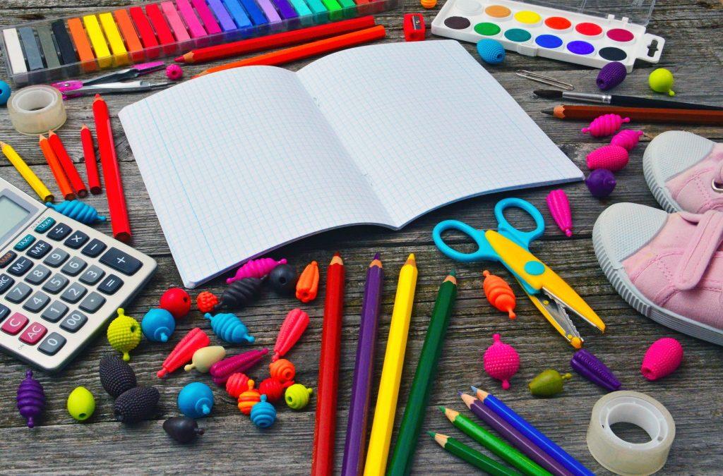 Šolske potrebščine za šolsko leto 2021/2022